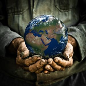 Prihodnost zemlje je v naših rokah