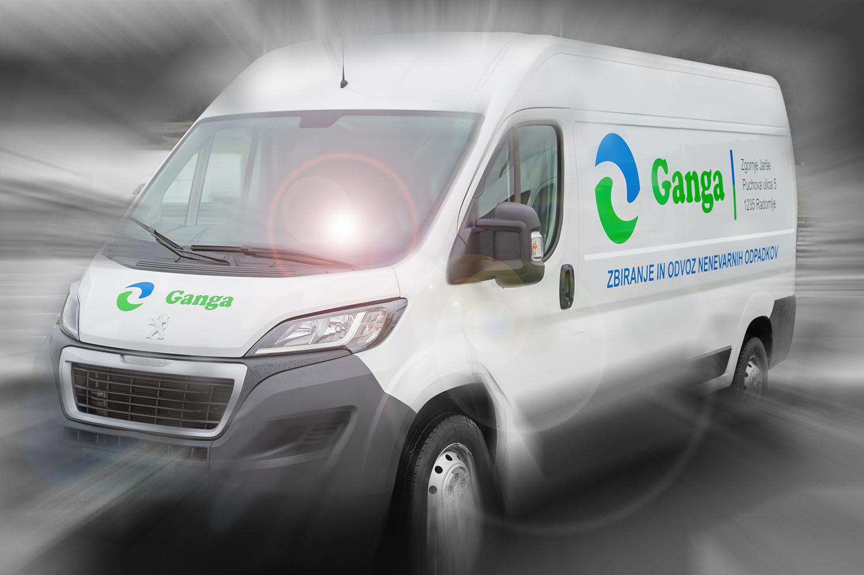 Ganga vozilo